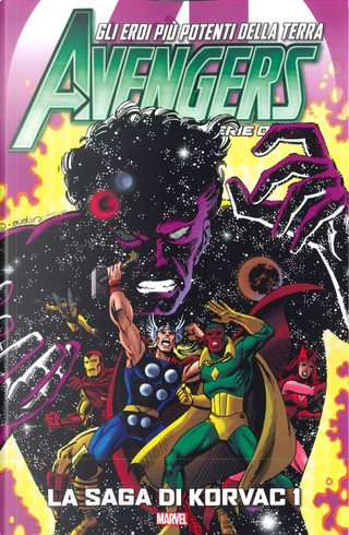 Avengers - Serie Oro vol. 14 by George Perez, Jim Shooter, Len Wein, Marv Wolfman, Roger Stern
