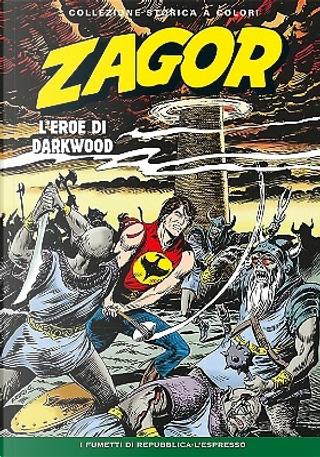 Zagor collezione storica a colori n. 164 by Mauro Boselli, Moreno Burattini