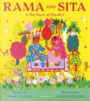 Rama and Sita by Malachy Doyle