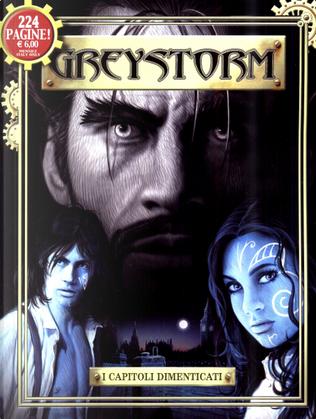 Greystorm n. 12 (di 12) by Alessandro Bignamini, Anna Lazzarini, Antonio Serra, Francesca Palomba, Simona Denna, Stefano Vietti