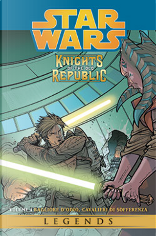 Star Wars: Knights of the Old Republic, Vol. 4 by John Jackson Miller
