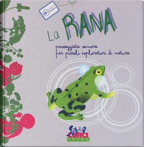 La rana by Maria Cannata