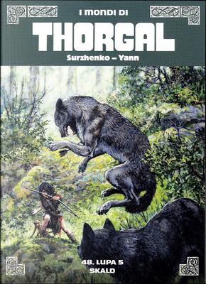 Thorgal n. 48 by Balac
