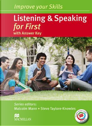 FCE skills listening & speaking. Student's book. With key. Per le Scuole superiori. Con CD Audio. Con e-book. Con espansione online by Malcolm Mann