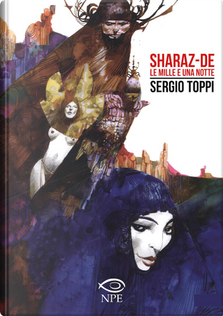 Sharaz-de by Sergio Toppi