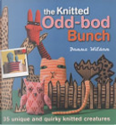 The Knitted Odd-Bod Bunch by Donna Wilson