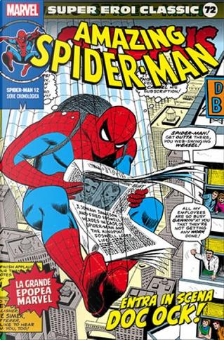 Super Eroi Classic vol. 72 by Stan Lee