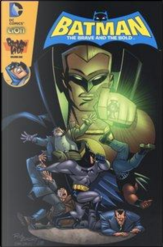 Batman. The Brave and the bold. Batman Kidz by Rick Burchett