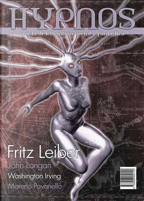 Hypnos, n. 3 by Fritz Leiber, Irving Washington, John Langan, Moreno Pavanello