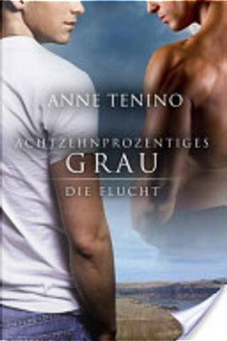 Achtzehnprozentiges Grau: Die Flucht by Anne Tenino