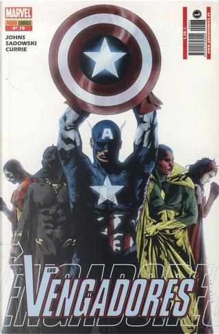 Los Vengadores vol.3 #76 by Geoff Jones