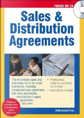 Sales & Distribution Agreements by Not Available
