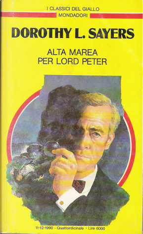 Alta marea per Lord Peter by Dorothy L. Sayers