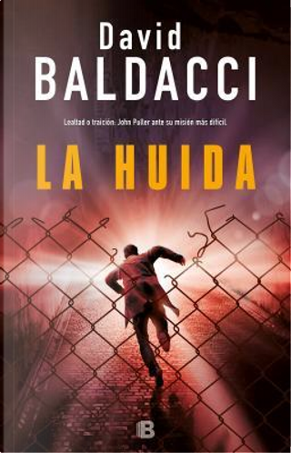 La huída/ The Escape by David Baldacci