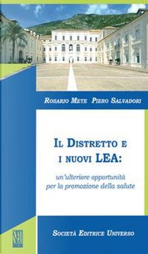 Il distretto e i nuovi LEA by Rosario Mete