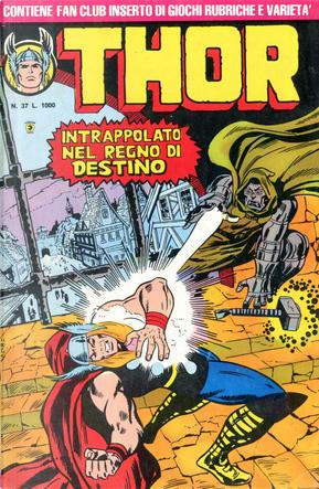 Thor - II serie n. 37 by Roy Thomas, Stan Lee