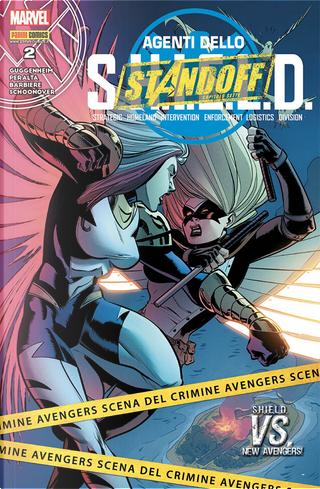 Agenti dello S.H.I.E.L.D. vol. 2 by Chelsea Cain, Frank Barbiere, Marc Guggenheim