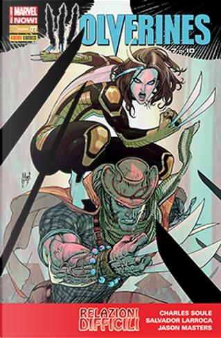 Wolverine n. 319 by Ray Fawkes, Charles Soule