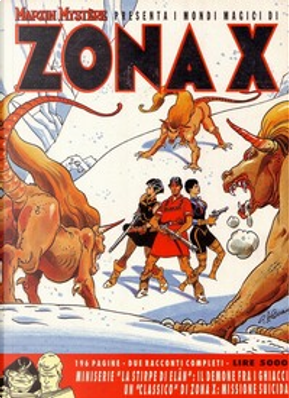Zona X n. 18 by Federico Memola, Pier Francesco Prosperi