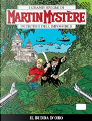 Martin Mystère n. 282 by Luisa Zancanella, Michelangelo La Neve, Stefano Santarelli