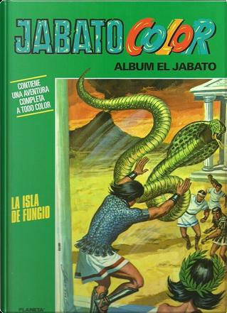 Jabato Color #36 by Francisco Darnís, Víctor Mora