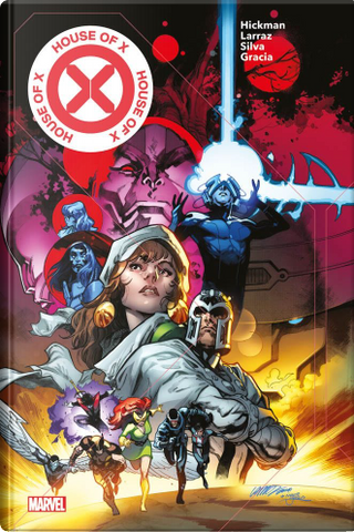 House Of X/Powers of X - complete edition by Jonathan Hickman