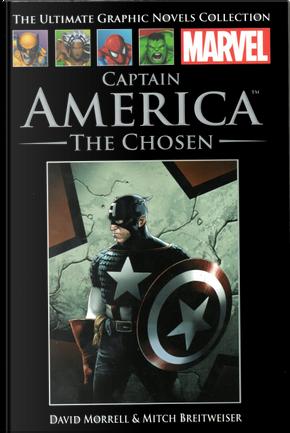 Captain America: The Chosen by David Morrell