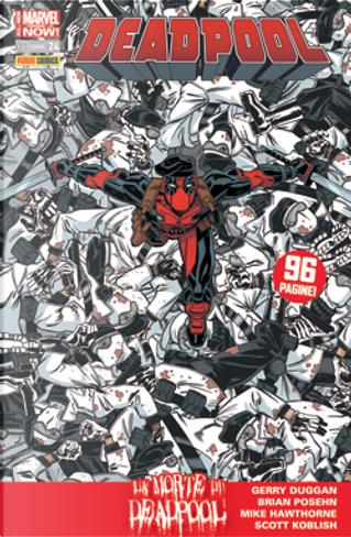 Deadpool n. 55 by Ben Acker, Ben Blacker, Brian Posehn, Gerry Duggan, Jason Mantzoukas, Matt Selman, Mike Drucker, Nick Giovannetti, Paul Scheer, Scott Aukerman