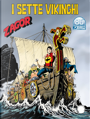 Zagor n. 668 (Zenith n. 719) by Jacopo Rauch