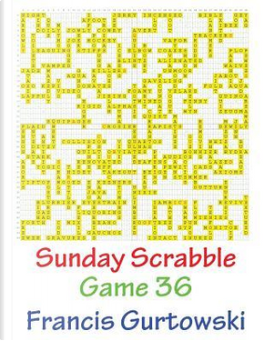 Sunday Scrabble Game by Francis Gurtowski