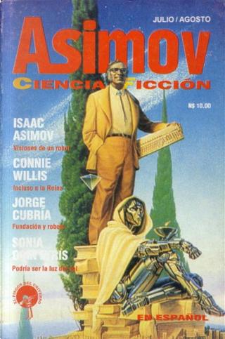 Asimov Ciencia Ficción - 1 by Connie Willis, Isaac Asimov, Mary Rosenblum