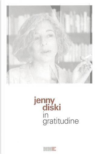 In gratitudine by Jenny Diski