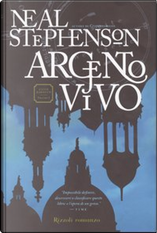 Argento vivo by Neal Stephenson