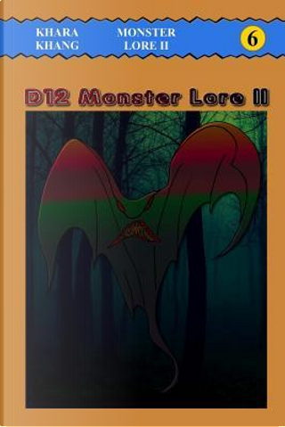 D12 Monster Lore by Not Available