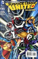 Justice League United Vol.1 #4 by Jeff Lemire