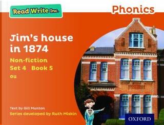 Read Write Inc. Phonics by Gill Munton