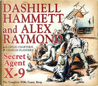 Secret Agent X-9 by Dashiell Hammett