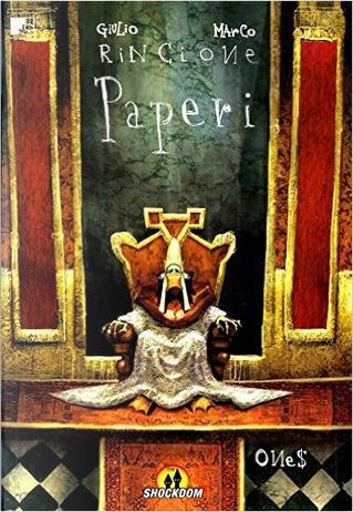 Paperi vol. 3 by Marco Rincione