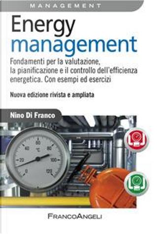 Energy management. Fondamenti per la valutazione, la pianificazione e il controllo dell'efficienza energetica. Con esempi ed esercizi by Nino Di Franco