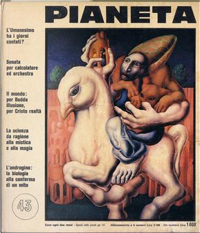 Pianeta n. 43, anno VII, novembre-dicembre 1971 by
