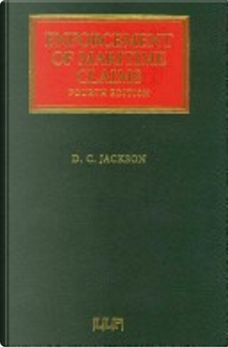 Enforcement of Maritime Claims by Jackson