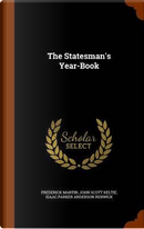 The Statesman's Year-Book by Frederick Martin