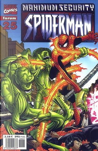 Spiderman Vol.3 #25 (de 31) by Howard Mackie, Paul Jenkins, Roger Stern