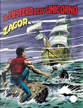 Zagor n. 392 (Zenith n. 443) by Moreno Burattini