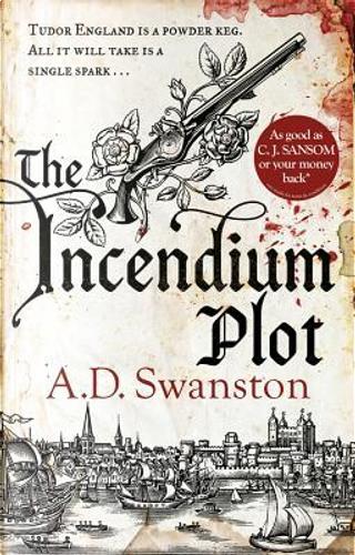 Incendium by A.D. Swanston