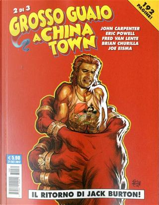 Grosso guaio a Chinatown n. 2 by Eric Powell, Fred Van Lente, John Carpenter