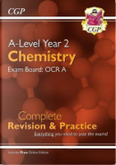 New A-Level Chemistry for 2018 by CGP Books
