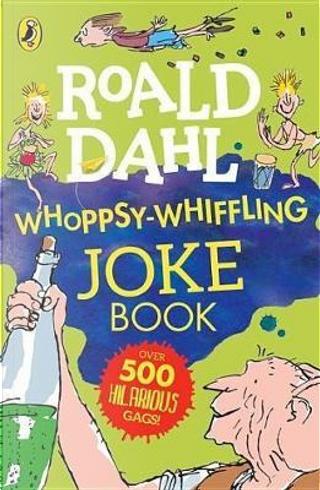 Whoppsy-Whiffling Joke Book by Roald Dahl
