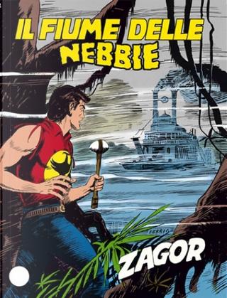 Zagor n. 305 (Zenith n. 356) by Marcello Toninelli