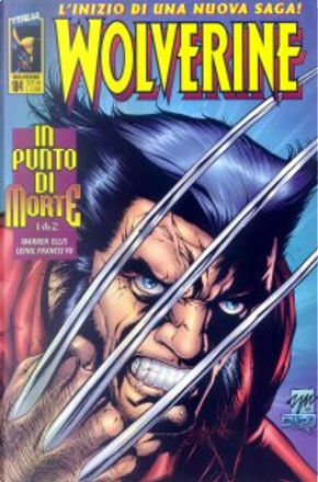 Wolverine n. 104 by Leinil Francis Yu, Mark Bernardo, Rick Leonardi, Warren Ellis